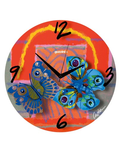 Orologio da Parete Volare Red - Guzzini