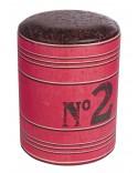 Sgabello Batch contenitore - vari colori