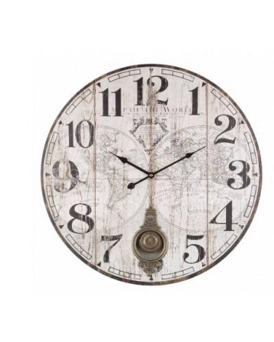 Orologio Parete Arizona - Bizzotto