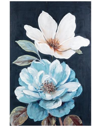 Dipinto Olio Flores -Bizzotto