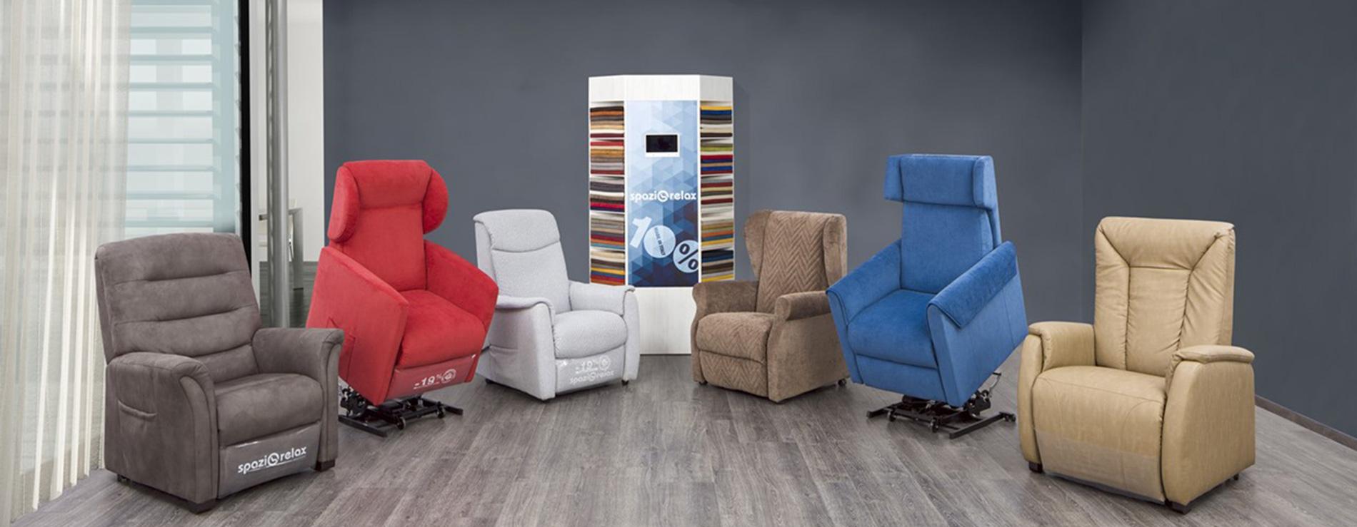 Poltrone Relax Di Design.Poltrone Relax 100 Made In Italy