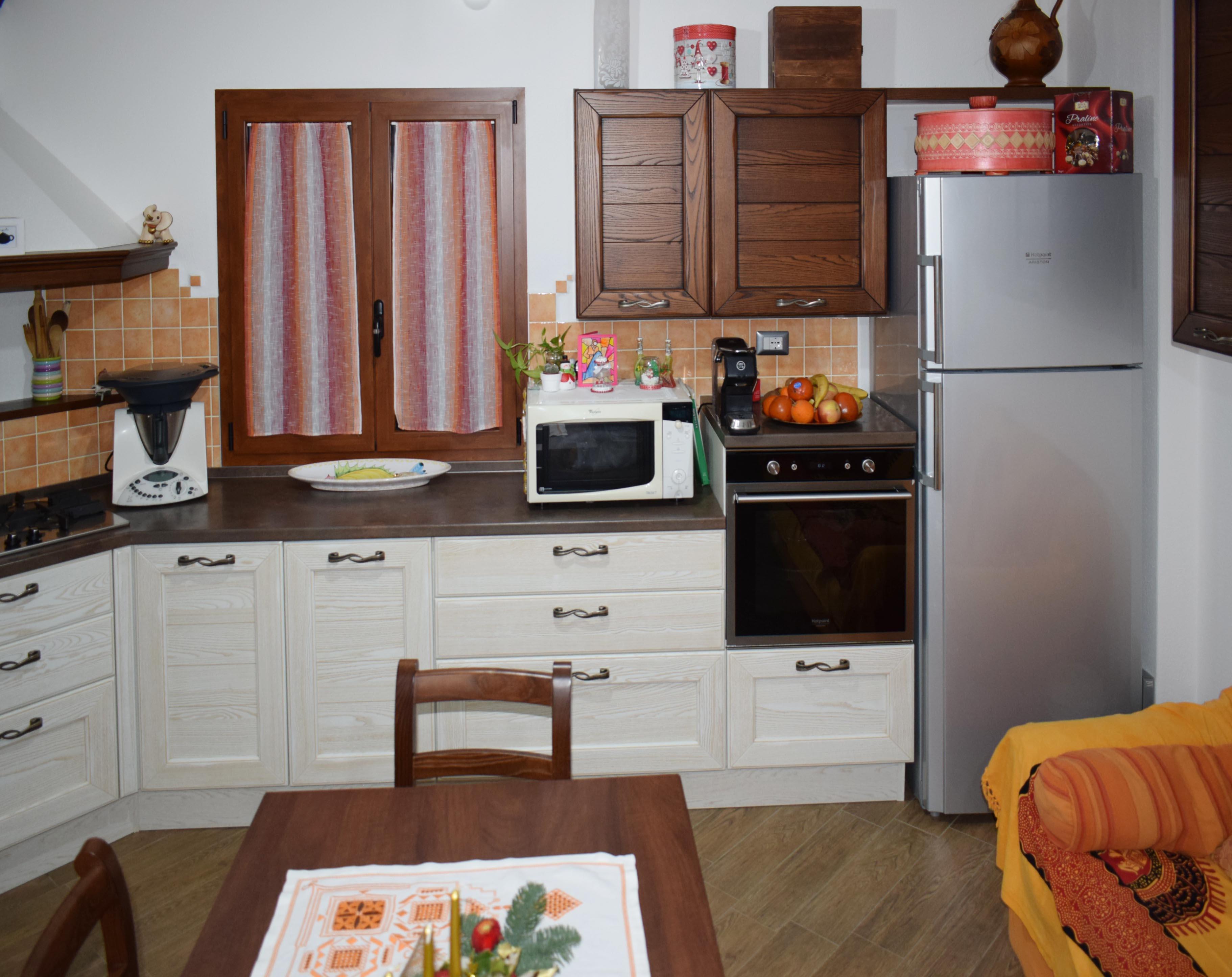 Claudia - LUBE : La cucina in chiave classica o ...